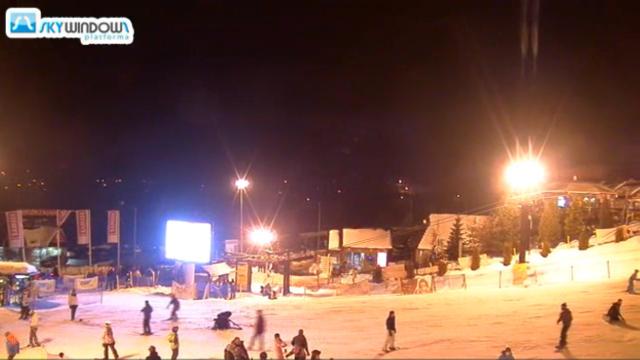 Stacja narciarska - Zakopane
