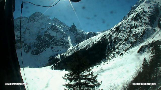 Dolina Rybiego Potoku - Zakopane