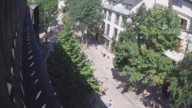 Deptak Krupówki - Zakopane